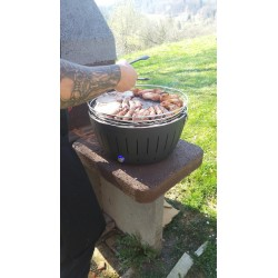 Lotusgrill XL – roštilj na ugljen bez dima