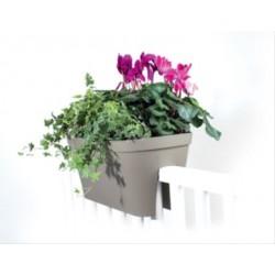 Cvetlično korito MONACO za ograjo