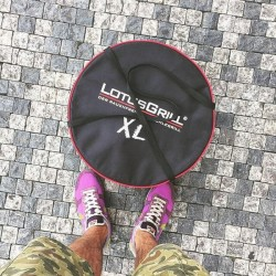 Lotusgrill XL - žar brez dima uporaben povsod