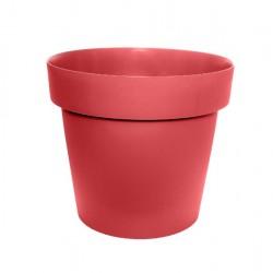 Lonec z vodno rezervo Melrose okrogel različnih velikosti rdeč