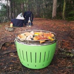 Komplet Lotusgrill L – roštilj na ugljen bez dima