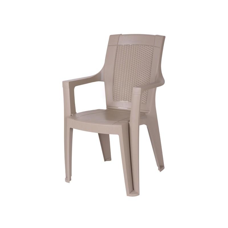 Stol Ema mocca