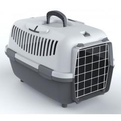 Transporter NOMAD LUX sa metalnim vratima za mačke i pse