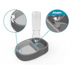 Dozirna posoda Stella plus za hrano in vodo z adapterjem